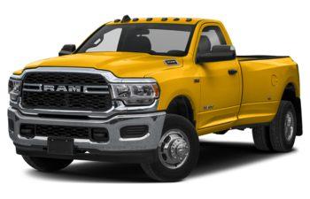 2020 RAM 3500 - Yellow