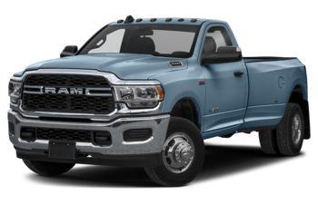 2020 RAM 3500 - Robin Egg Blue