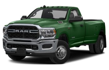 2020 RAM 3500 - Tree Green