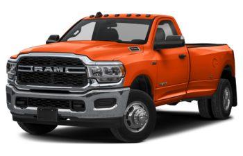 2019 RAM 3500 - Utility Orange