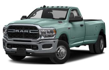 2020 RAM 3500 - Light Green