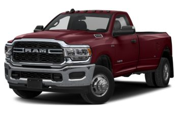 2019 RAM 3500 - Red Pearl
