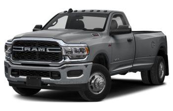 2019 RAM 3500 - Billet Metallic