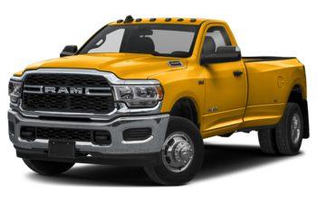 2020 RAM 3500 - Detonator Yellow