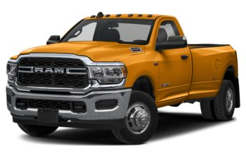 2020 RAM 3500 - Power Tan