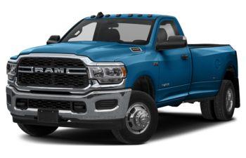 2020 RAM 3500 - Hydro Blue Pearl
