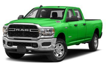 2021 RAM 3500 - Hills Green