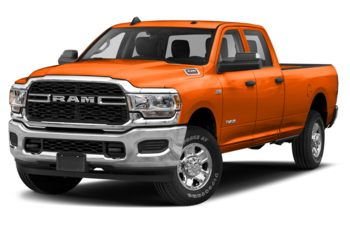 2019 RAM 3500 - Omaha Orange