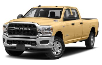 2019 RAM 3500 - Light Cream
