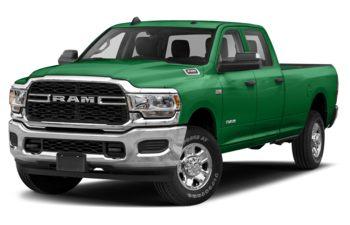 2020 RAM 3500 - Bright Green