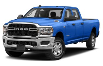 2019 RAM 3500 - New Holland Blue