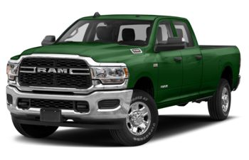 2021 RAM 3500 - Tree Green