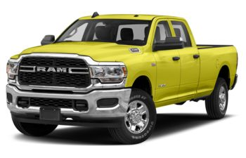 2021 RAM 3500 - National Safety Yellow