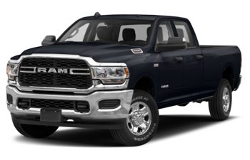 2021 RAM 3500 - Midnight Blue Pearl