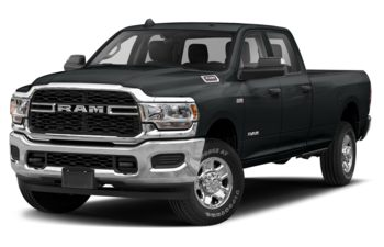 2019 RAM 3500 - Maximum Steel Metallic