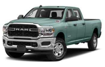 2019 RAM 3500 - Light Green
