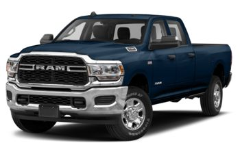 2021 RAM 3500 - Patriot Blue Pearl