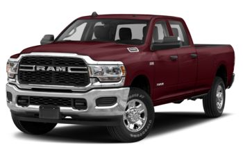 2020 RAM 3500 - Red Pearl