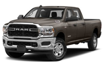 2021 RAM 3500 - Walnut Brown Metallic