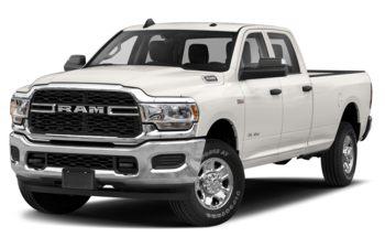 2020 RAM 3500 - Pearl White