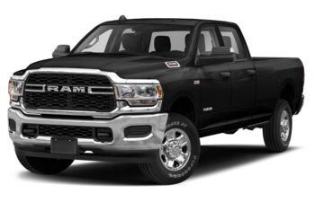 2019 RAM 3500 - Diamond Black Crystal Pearl