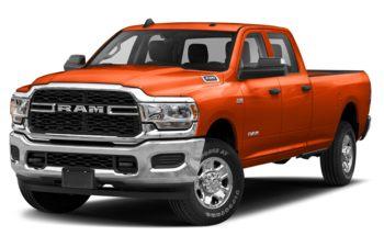 2021 RAM 3500 - Utility Orange