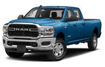 2021 RAM 3500 - Hydro Blue Pearl