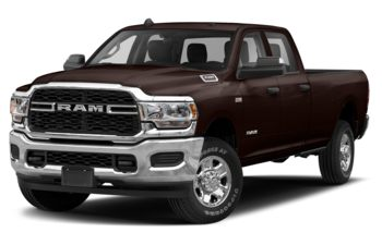2020 RAM 3500 - Dark Brown