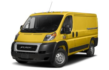 2020 RAM ProMaster 1500 - Broom Yellow