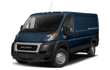 2019 RAM ProMaster 1500 - Patriot Blue Pearl
