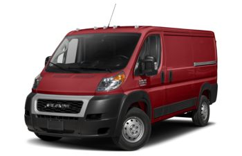 2021 RAM ProMaster 1500 - Flame Red