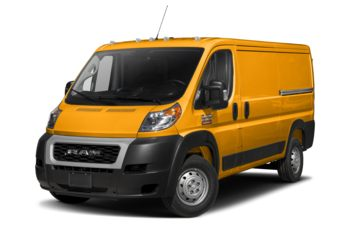 2021 RAM ProMaster 1500 - School Bus Yellow