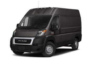 2020 RAM ProMaster 2500 - Granite Crystal Metallic