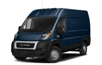 2021 RAM ProMaster 2500 - Patriot Blue Pearl