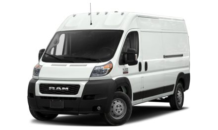 2019 RAM ProMaster 3500 Low Roof
