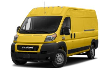 2020 RAM ProMaster 3500 - Broom Yellow