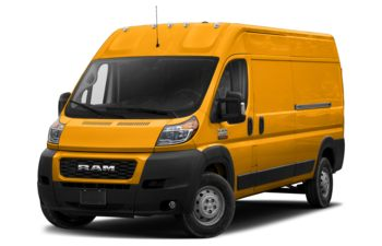2019 RAM ProMaster 3500 - School Bus Yellow