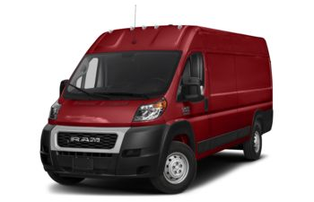 2021 RAM ProMaster 3500 - Flame Red