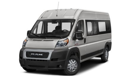 2021 RAM ProMaster 3500 Window Van High  Roof