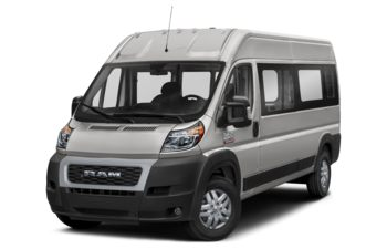 2019 RAM ProMaster 3500 Window Van - Bright Silver Metallic