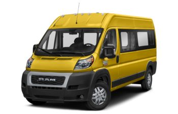 2019 RAM ProMaster 3500 Window Van - Broom Yellow