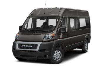 2021 RAM ProMaster 2500 Window Van - Granite Crystal Metallic