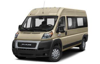 2020 RAM ProMaster 2500 Window Van - Sandstone Pearl