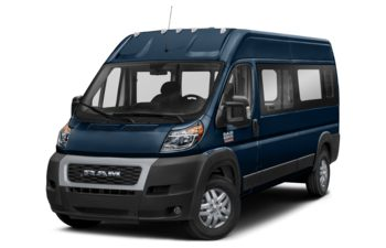 2020 RAM ProMaster 2500 Window Van - Patriot Blue Pearl