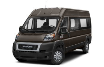 2019 RAM ProMaster 3500 Window Van - Walnut Brown Metallic