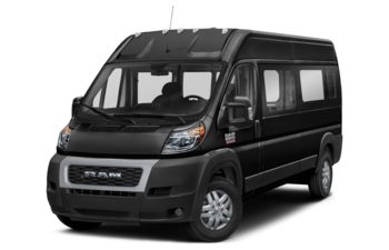 2019 RAM ProMaster 3500 Window Van - Black