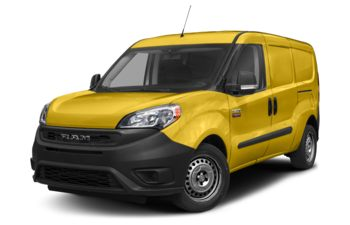 2019 RAM ProMaster City - Broom Yellow