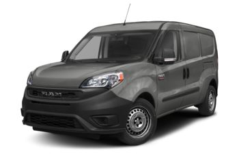 2021 RAM ProMaster City - Quartz Grey Metallic