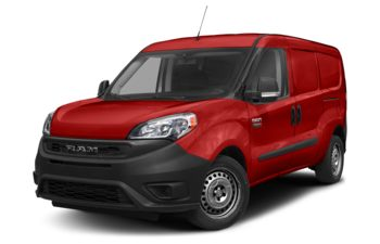 2021 RAM ProMaster City - Bright Red