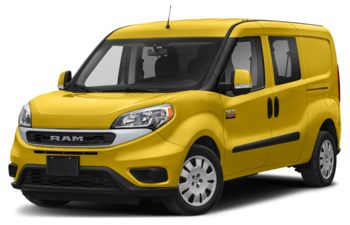 2020 RAM ProMaster City - Broom Yellow